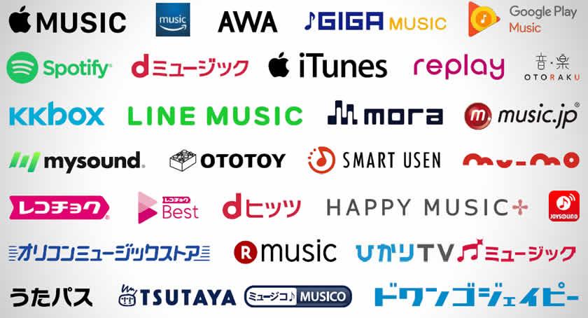Japan Music Marketing - Distribution in Japan
